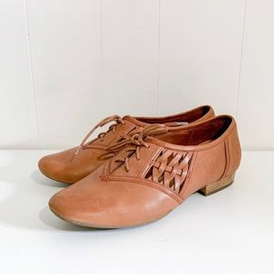 Clarks Henderson Lace Up Brogues leather shoes | 7